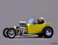 Yellow roadster #10-23